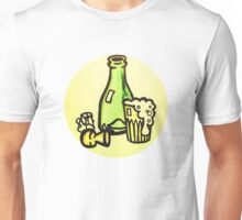 The Green Bottle Unisex T-Shirt