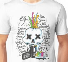 Life is Color Unisex T-Shirt