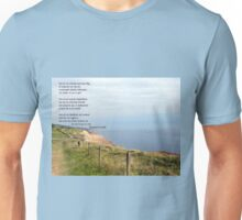 'n Gedig / Something poetic Unisex T-Shirt