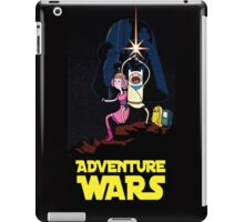 adventure wars iPad Case/Skin