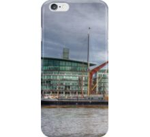 River Thames Barges. iPhone Case/Skin