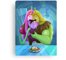 Princess Monster Wife Canvas Print