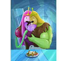 Princess Monster Wife Photographic Print