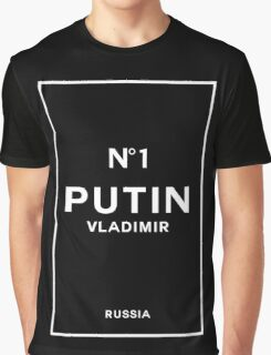 Vladimir Putin N1 Graphic T-Shirt