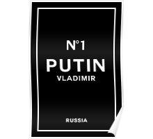 Vladimir Putin N1 Poster
