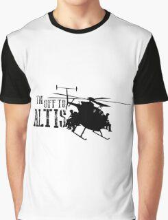 Arma 3 - I'm off to Altis Graphic T-Shirt