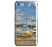 Tides Out iPhone Case/Skin