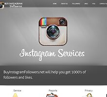 Choices for Getting Instagram Followers  by buylike81