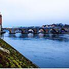 Regensburg Bridge by Yukondick