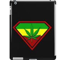 SUPER GANJAMAN iPad Case/Skin