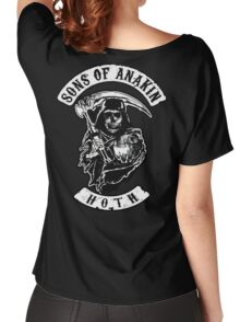 Sons of Anakin - starwars inspired biker patch Women's Relaxed Fit T-Shirt