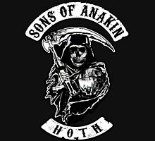 Sons of Anakin - starwars inspired biker patch T-Shirt