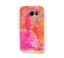 Yoga pose Samsung Galaxy Case/Skin