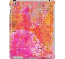 Yoga pose iPad Case/Skin