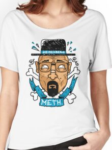 Heisenberg Meth Women's Relaxed Fit T-Shirt