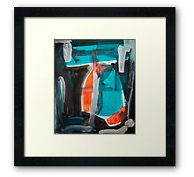 AP No.39 Framed Print
