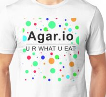 Agar.io U R WHAT U EAT Unisex T-Shirt