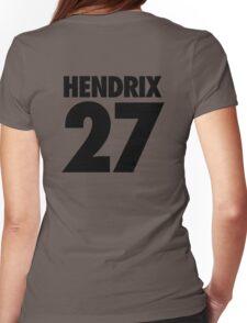 HENDRIX - 27 Womens Fitted T-Shirt