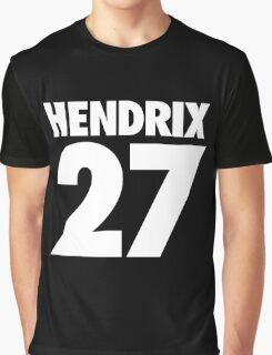HENDRIX - 27 - Alternate Graphic T-Shirt