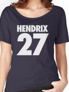 HENDRIX - 27 - Alternate Women's Relaxed Fit T-Shirt