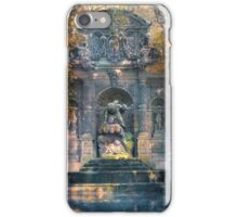 Fontaine iPhone Case/Skin