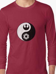 Rebellion / Empire Yin-Yang Long Sleeve T-Shirt