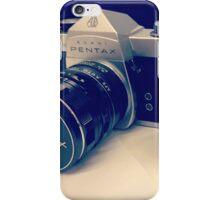 Pentax Camera iPhone Case/Skin