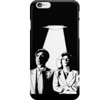The Truth Is Out There iPhone Case/Skin