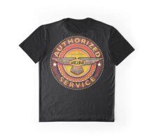 Jaguar Coventry Vintage Service Graphic T-Shirt