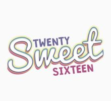 Twenty Sweet Sixteen (pink and purple edition) by nezbabes