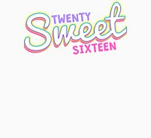 Twenty Sweet Sixteen (pink and purple edition) Women's Fitted Scoop T-Shirt
