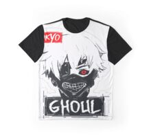 tokyo ghoul logo1 Graphic T-Shirt