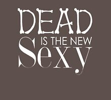 'Dead Is The New Sexy' BBC Sherlock Special Print Unisex T-Shirt