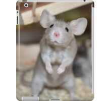 Ivy the mouse  iPad Case/Skin