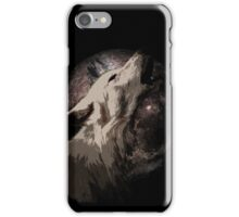 Wolf Moon iPhone Case/Skin