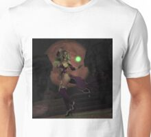 Blood Moon Sorceress Unisex T-Shirt