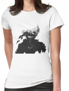 tokyo ghoul logo10 Womens Fitted T-Shirt