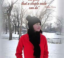 A Smile by Charmiene Maxwell-Batten