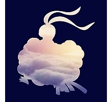 Altaria Sky Silhouette Photographic Print