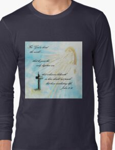 For God so Loved the World Long Sleeve T-Shirt