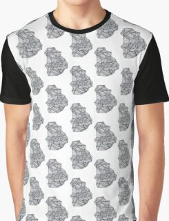 Stacked Triangles  Graphic T-Shirt