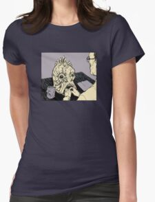 The Mugwump (Naked Lunch) Womens Fitted T-Shirt