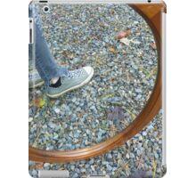 Mirror reflection 2 iPad Case/Skin