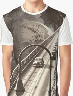 Lost Highway Graphic T-Shirt