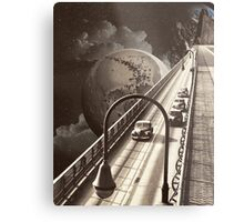 Lost Highway Metal Print