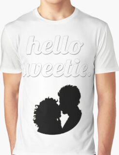 Hello Sweetie {FULL} Graphic T-Shirt