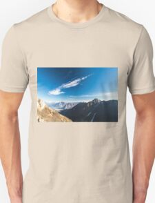 Autumn morning in the alps T-Shirt