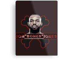 Jon Bones Jones UFC fighter Metal Print