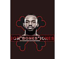 Jon Bones Jones UFC fighter Photographic Print