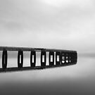 Tay Bridge - As The Mist Clears by Kevin Skinner